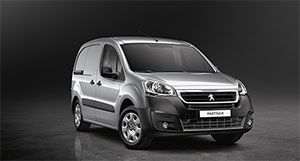THE NEW PEUGEOT PARTNER IS READY FOR BUSINESS