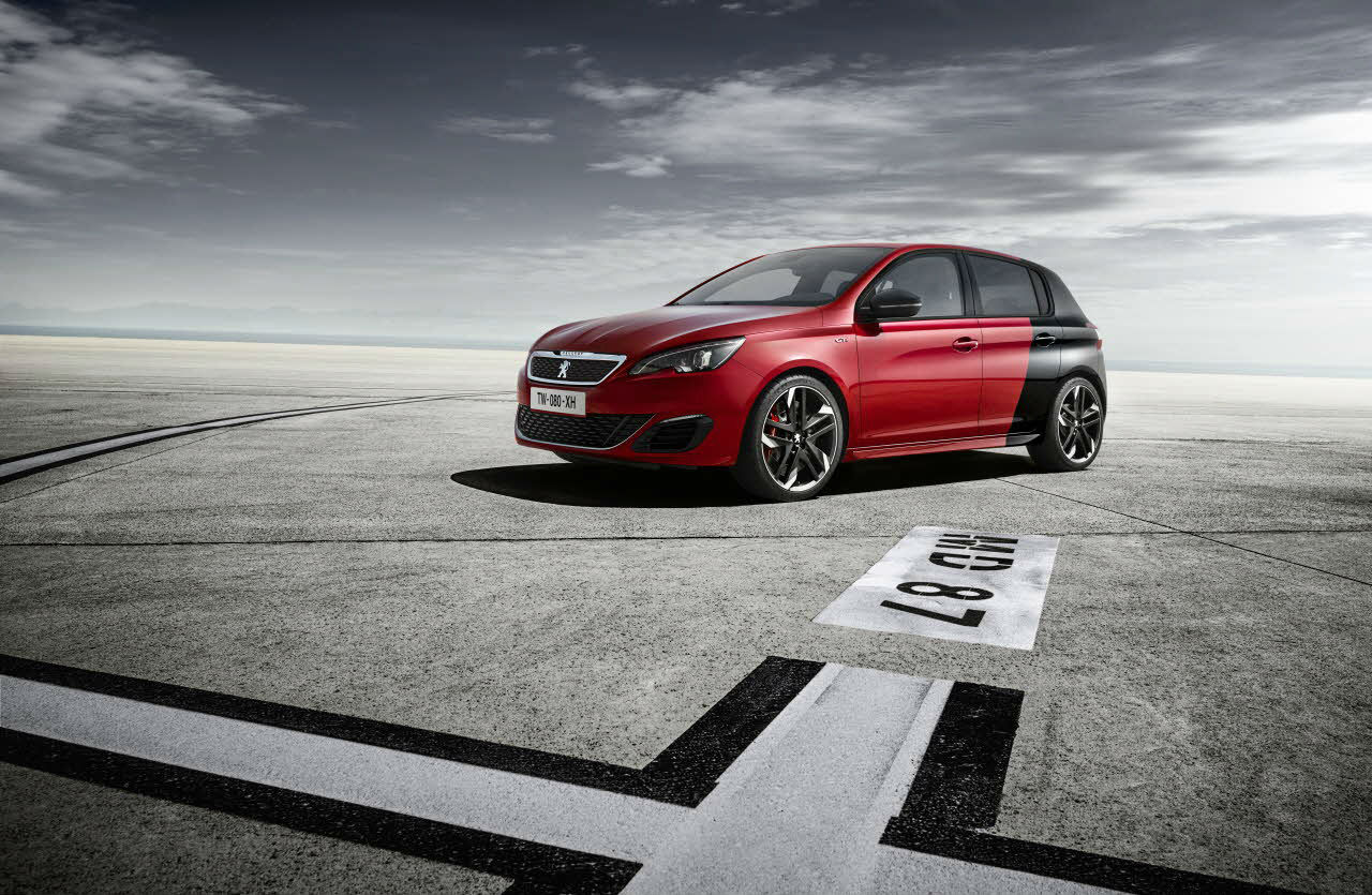 The New 308 GTi is here.