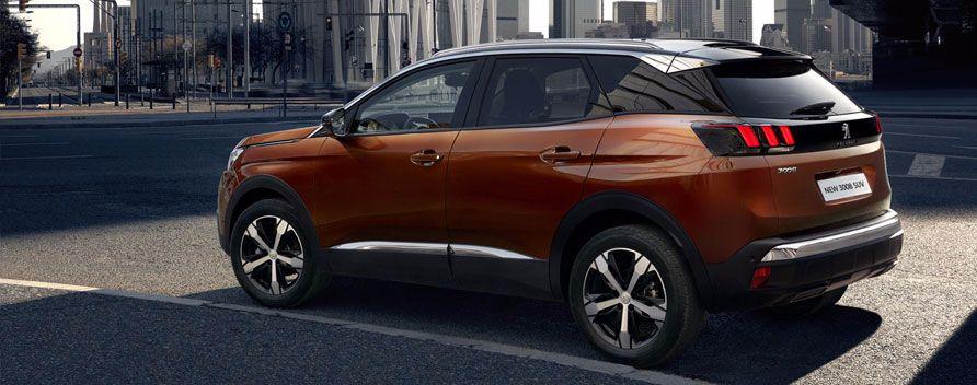 Peugeot 3008 new car deals