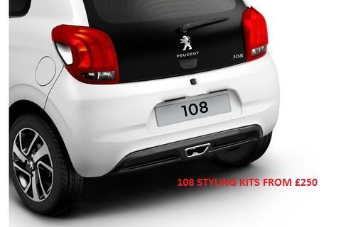 108 Body Styling Kits