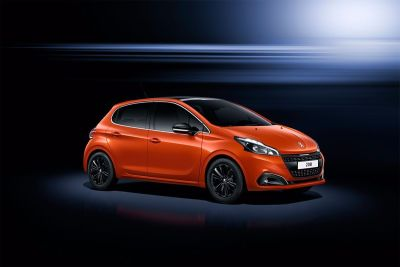 PEUGEOT 208 GETS A SUBSTANTIAL UPGRADE